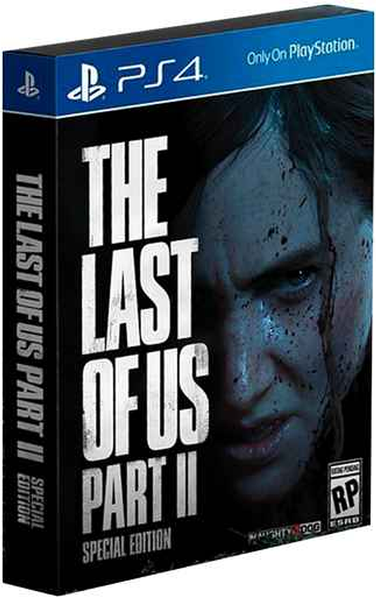The Last of Us Parte 2 Edición especial 05/07