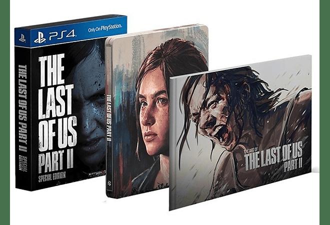 The Last of Us Parte 2 Edición Especial Disponible!!
