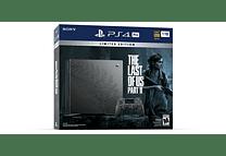 PS4 Pro Ed The last Of us ps4 1Tb nueva con juego Ed Special