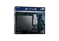 PS4 Pro Ed The last Of us ps4 1Tb nueva con juego Ed Special