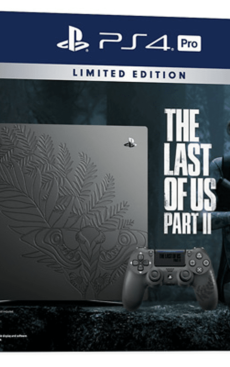 PS4 Pro Ed The last Of us ps4 1tb nueva con juego Ed Special 05/07