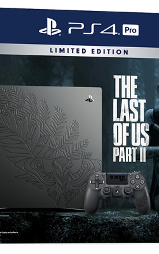 PS4 Pro Ed The last Of us ps4 1tb nueva con juego Ed Special 05/07