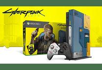 Xbox one X Cyberpunk 2077 Disponible!!