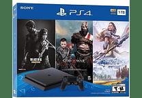 PS4 slim 1Tb + 3 juegos fisicos