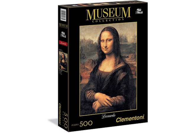 Puzzle 500 Piezas -