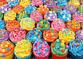 Puzzle 500 Piezas - Cupcakes
