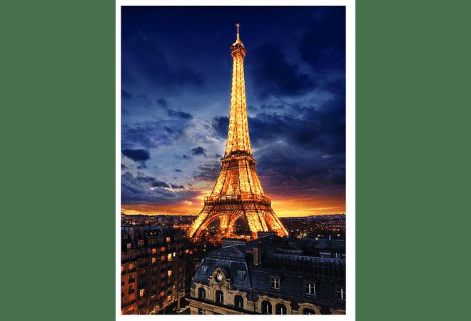 Puzzle 1000 Piezas - Torre Eiffel