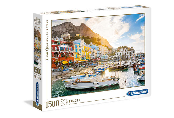 Puzzle 1500 Piezas - Capri