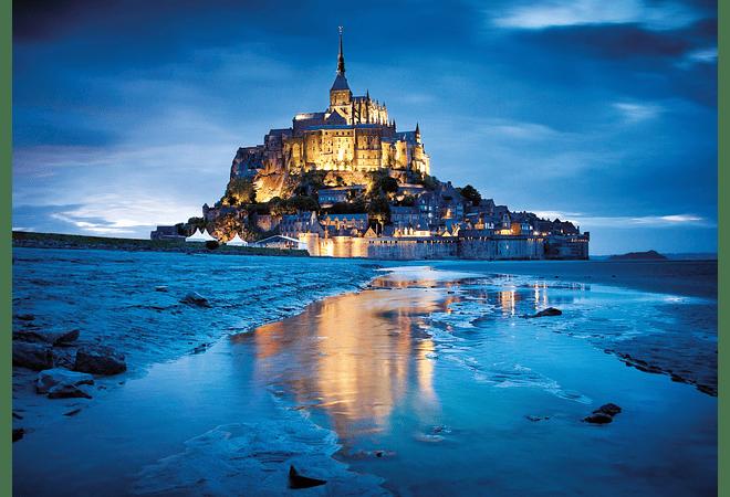 Puzzle 1500 Piezas - Le Mont Saint-Michel