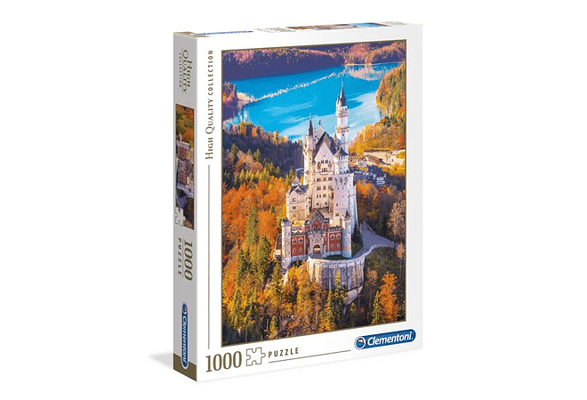 Puzzle 1000 Piezas - Neuschwastein