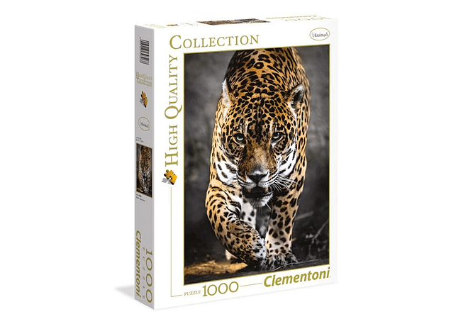 Puzzle 1000 Piezas - Paseo del Jaguar