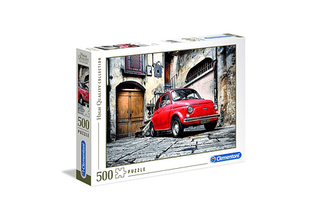 Puzzle 500 Piezas - Cinquicento