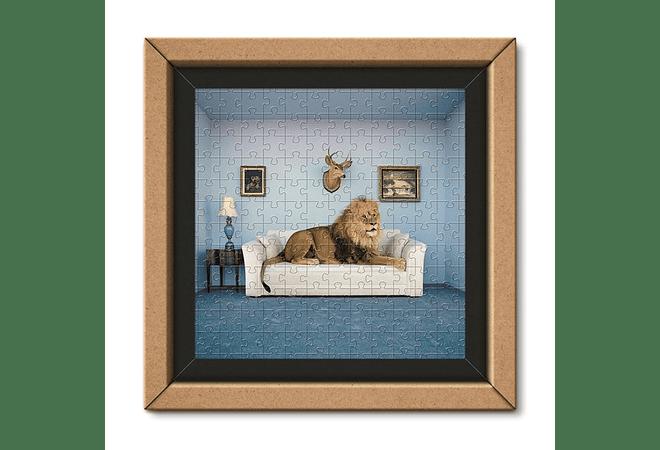 Puzzle 250 Piezas - Frame Me Up Maestro de Casa