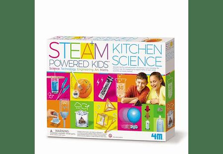 Kitchen Science Steam