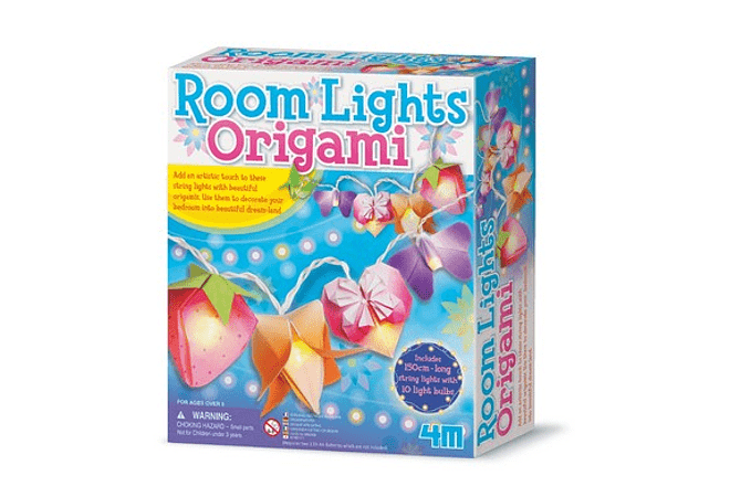 Room Light Origami