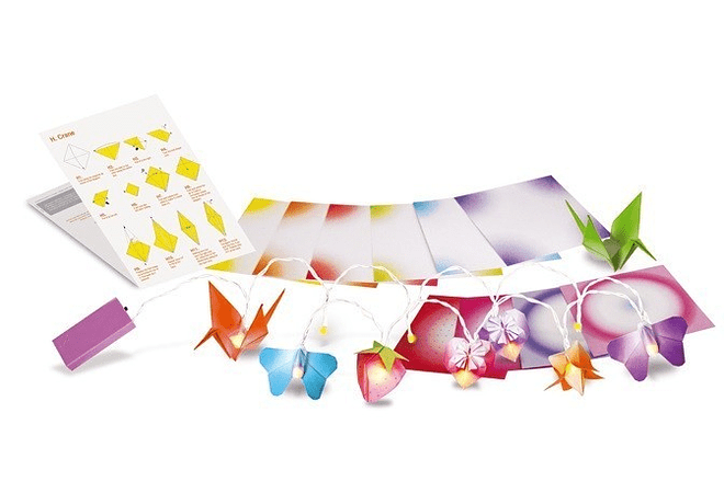 Room Light Origami