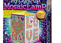 My Light-Up Mosaic Lamp
