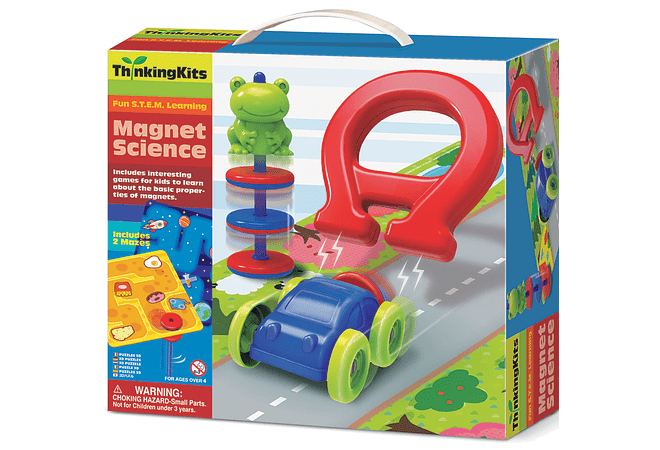 Thinking Kits - Magnet Science