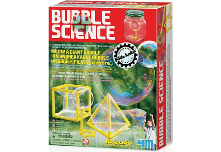 Bubble Science
