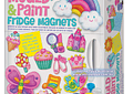 Magnetic Mould & Paint Fridge magnets