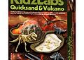 Quicksand & Volcano