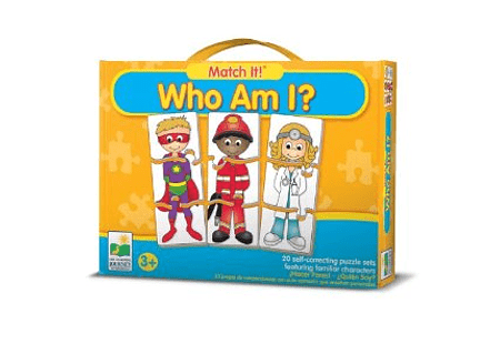 Match It! – Who I am?