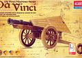 Da Vinci - Espingarda