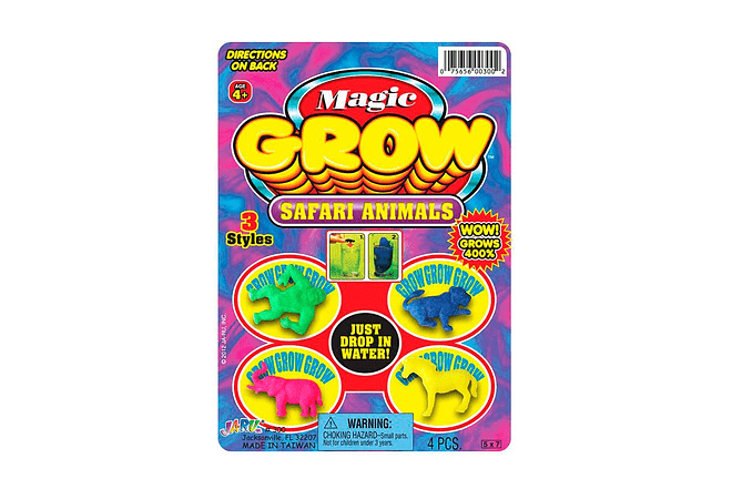 Magic Grow - Dinosaurs