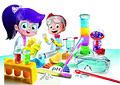 Mi laboratorio de química (Mediano)