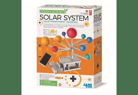 Solar System Hybrid