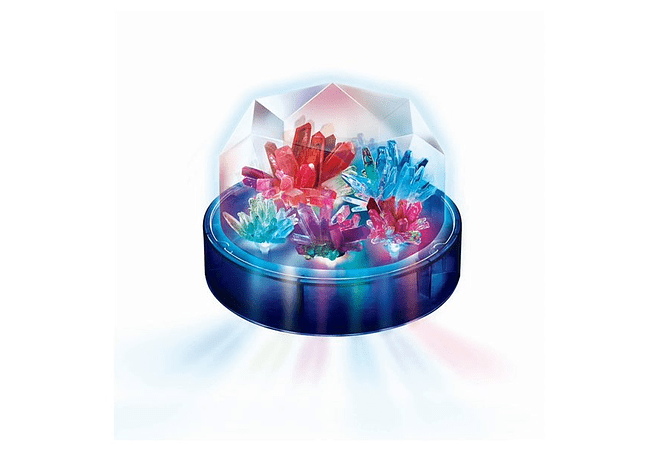 Crystal Science Colour Changing