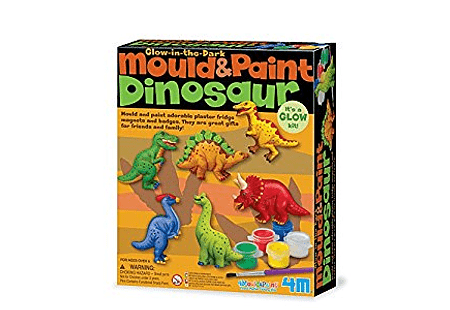 Mould and Paint - Dinosaur