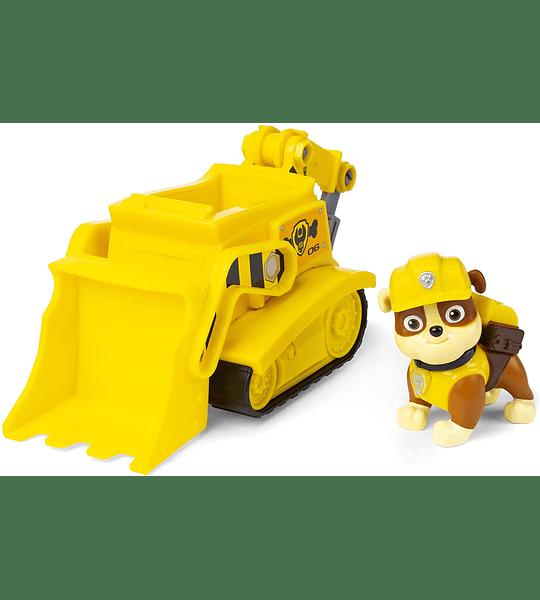 Rubble Bulldozer con grúa Paw Patrol