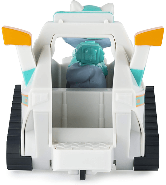 Everest vehículo de Rescate para Nieve Figura Paw Patrol