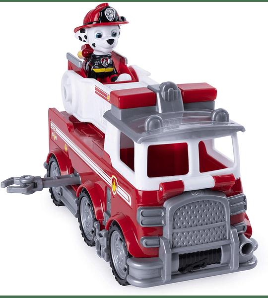 Marshall Vehículo y Figura Ultimate Rescue