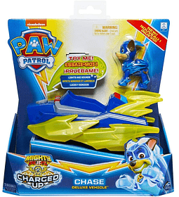 Chase Mighty Pups Vehículo Luces y Sonidos