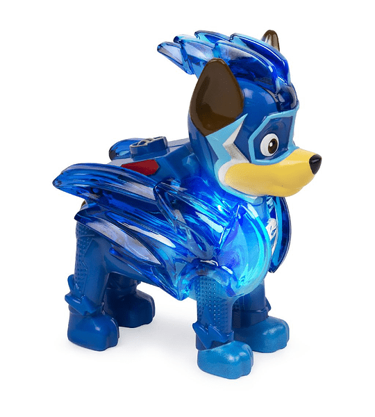 Chase Mighty Pups charged up