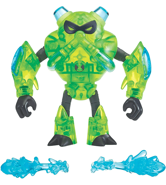 """Overflow """"Out of The Omnitrix Ben 10"""
