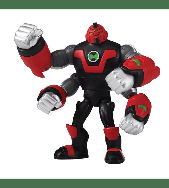 Four Arms Omni Kix Armor ben 10