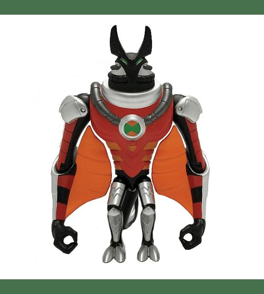 Jetray Omni-Kix Armor ben 10