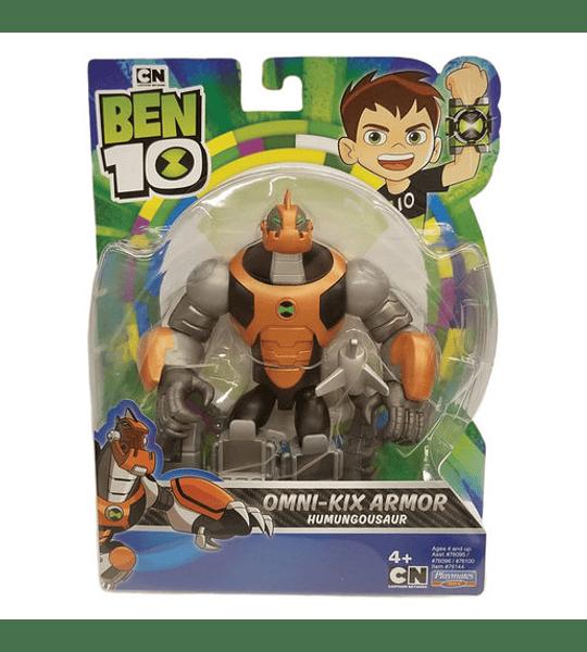 Humungosaur Omni-Kix Armor Ben 10