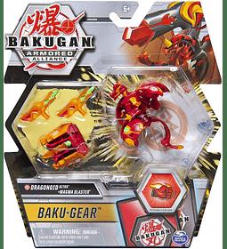 Dragonoid Bakugan Baku-Gear Armored Alliance