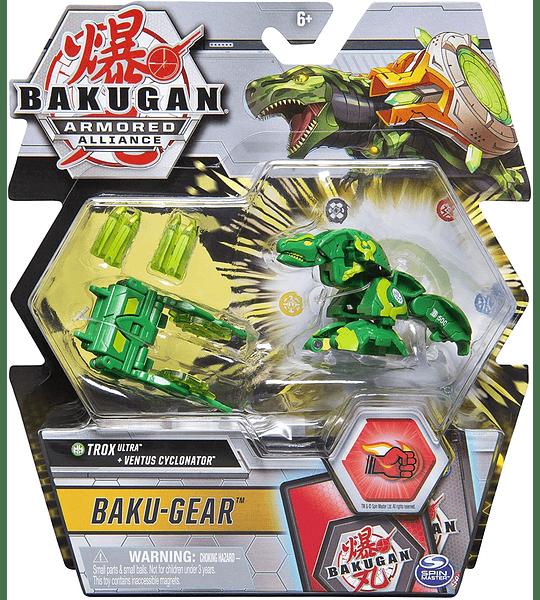 Trox Bakugan Baku-Gear Armored Alliance