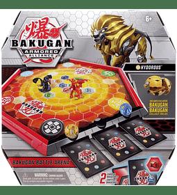 Battle Arena Bakugan con exclusivo Gold Hydorous