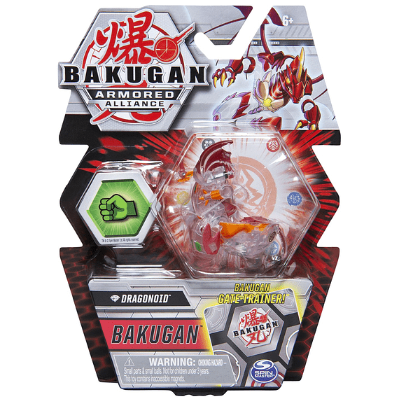 Dragonoid [Diamond] Armored Alliance Bakugan