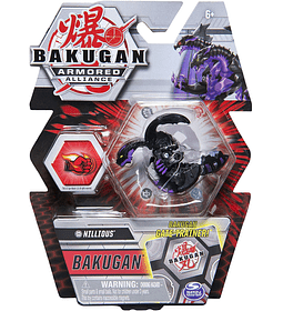 Darkus Faction Armored Alliance Core Bakugan