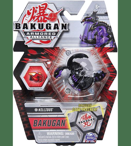 Darkus Faction Armored Alliance Core Bakugan