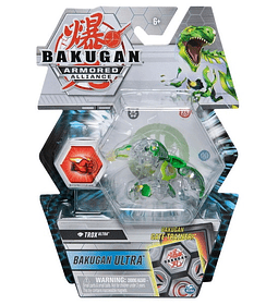 Trox Ultra transparente Armored Alliance Bakugan