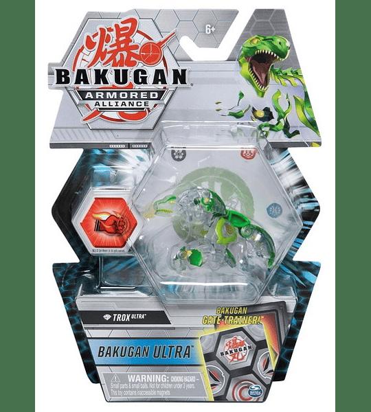 Trox Ultra transparente Armored Alliance Bakugan