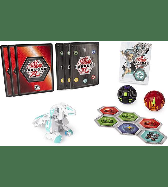 Trox Ultra, Nillious, pharol Bakugan Armored Alliance Starter Pack S2